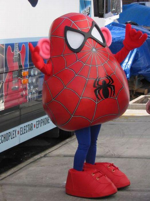 вам необходима смешные фото человека паука совсем дели заботится