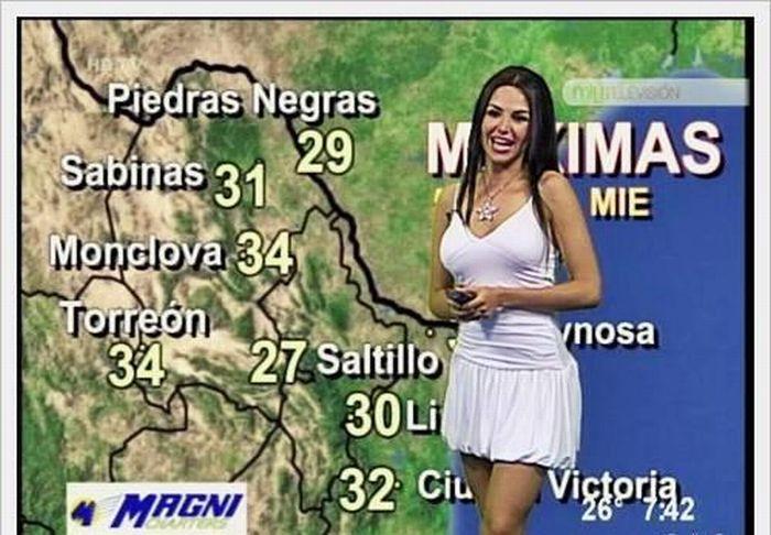 дикторы прогноза погоды голые