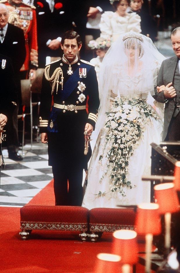 Свадьбы королей (21 фото)