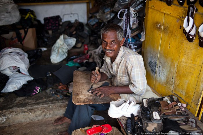 Прогулки по экзотическим рынкам Шри-Ланки
