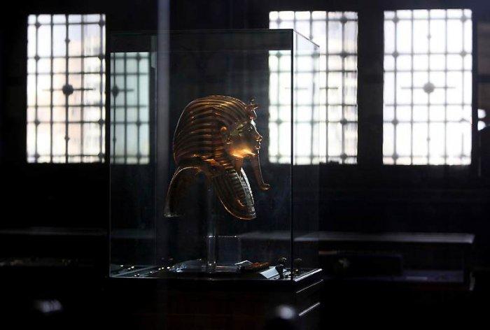 Нападение на Египетский национальный музей