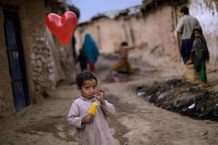 Жизнь пакистанских детей