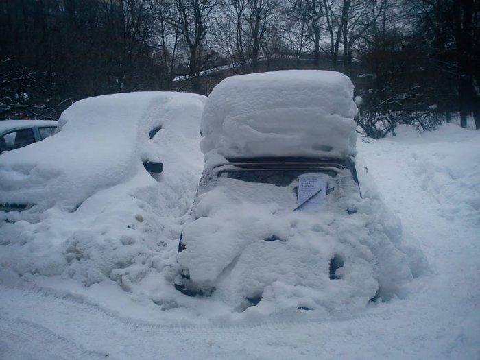 Как зимой можно подработать