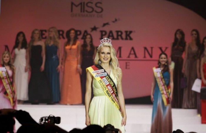 Мисс Германия 2011