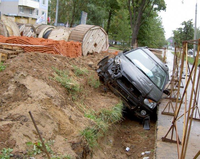 Неудачные парковки (47 фото)