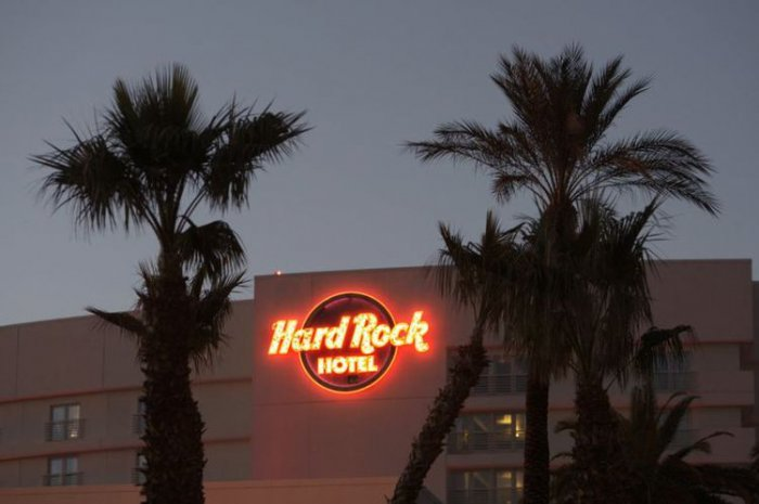 The Hard Rock Hotel в штате Невада