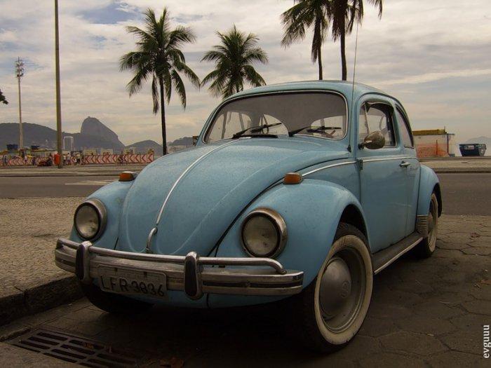 Транспорт в Рио