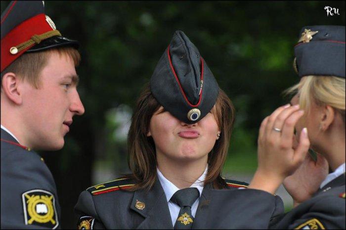 Российская полиция (45 фото)