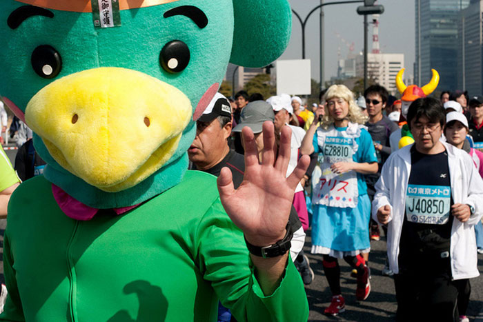 В Токио прошел косплей-марафон