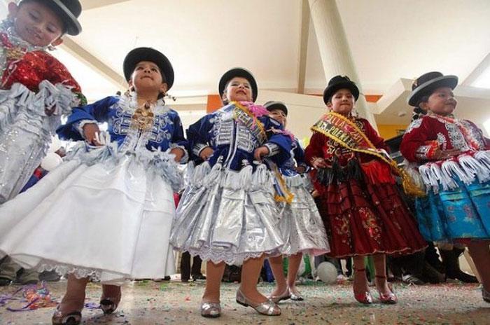 Карнавальные праздники (10 фото)
