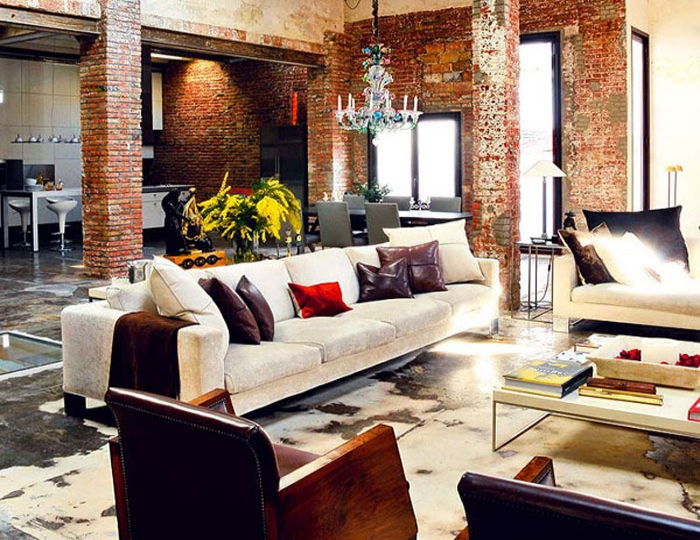 Роскошные апартаменты в Барселоне