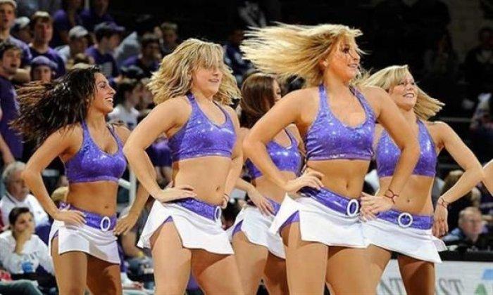 Девушки из баскетбольной поддержки (20 фото)