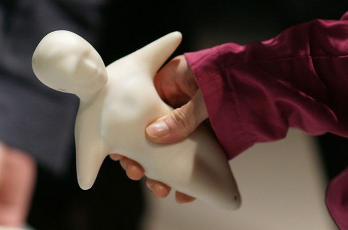 Новый теле-гуманоид
