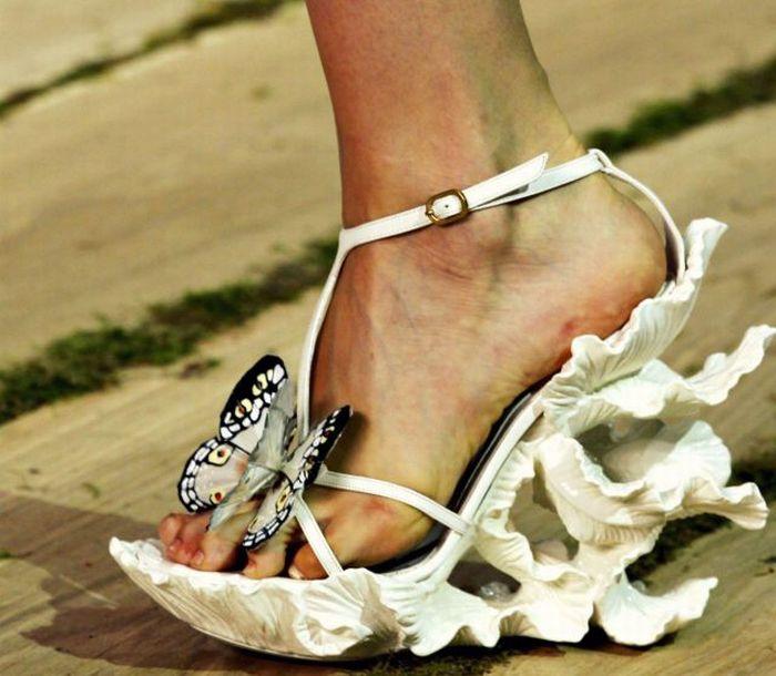 Прикольные картинки женская обувь