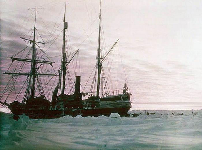 Антарктида 1915 года (10 фото)