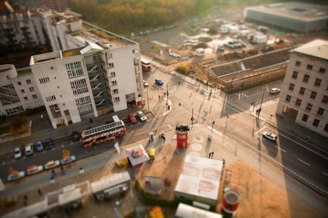 Городские миниатюры Ben Thomas