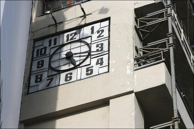 Устройство механических часов