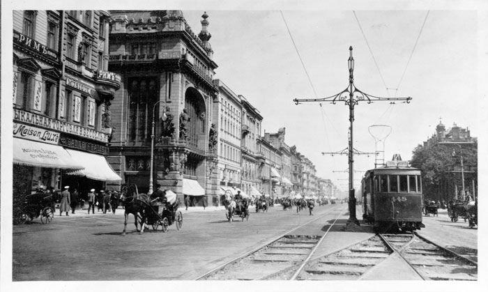 Фотографии старого Санкт-Петербурга (34 фото)