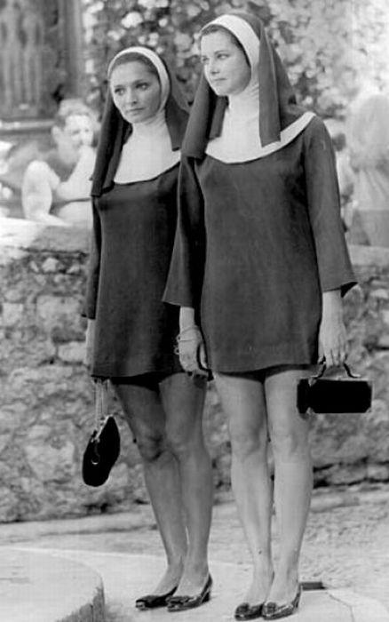 Мода на мини юбки в 1960 70 годах