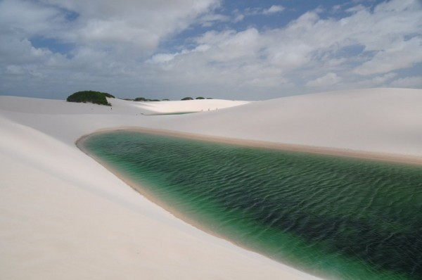 Национальный парк Ленсуа Маранхенсес (19 фото)