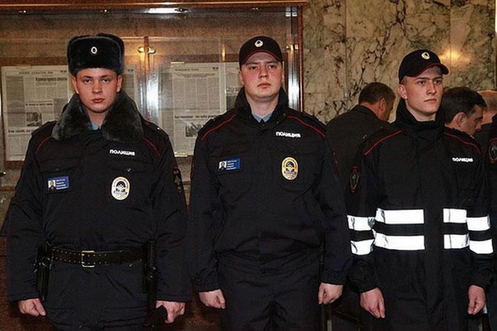 Новая форма полиции (7 фото)