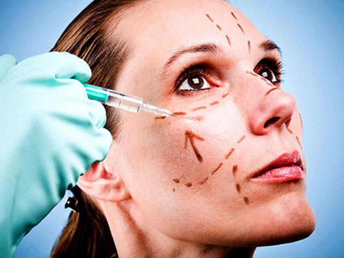 Cамые популярные процедуры пластической хирургии