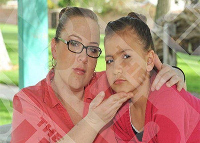 Ботокс для 8-ми летней дочки Бритни
