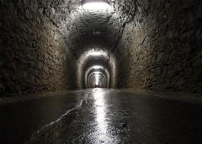 Подборка подземных сооружений