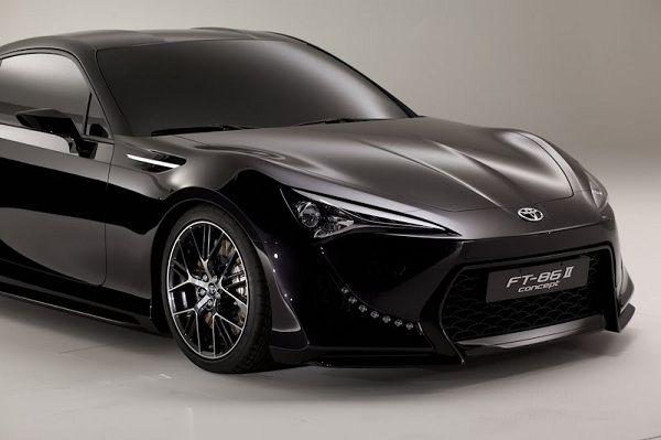 Концепт Toyota FT-86