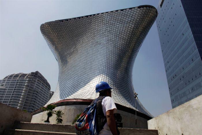 Открытие нового музея в Мехико