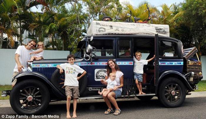 11-летнее путешествие вокруг света