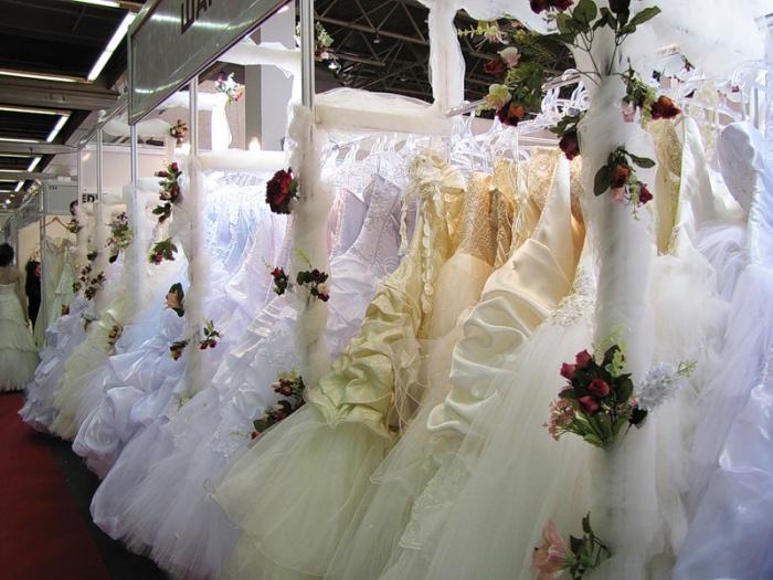 Международная выставка «Свадебная, вечерняя мода и аксессуары»-2011