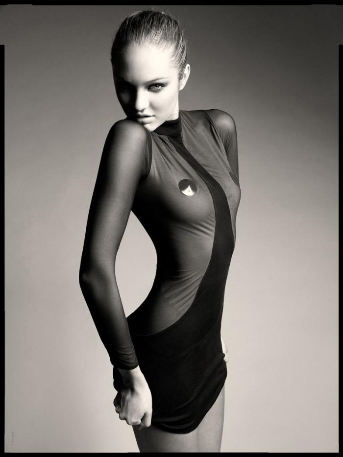 Новая фотосессия Кэндис Свейнпол (Candice Swanepoel) 5 фото