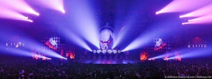 Музыкальный фестиваль Пиратская Станция в столице Украины