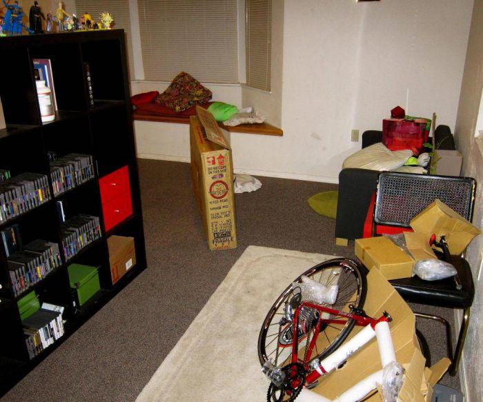 Тест на внимательность: найди в квартире ребенка