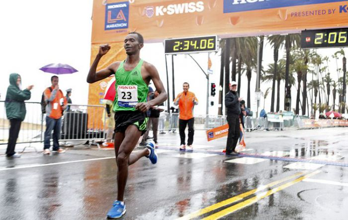 Лос-анджелесский марафон 2011