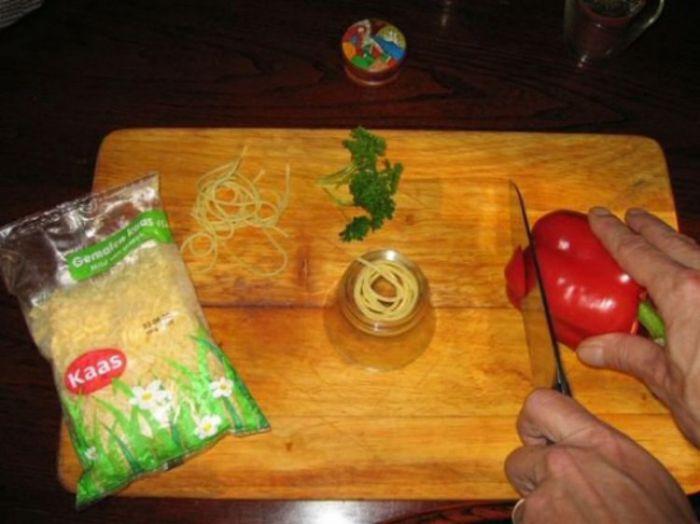 Званый ужин (5 фото)
