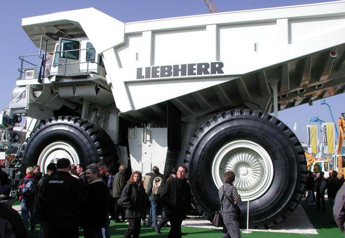 10 самых больших транспортных средств в мире