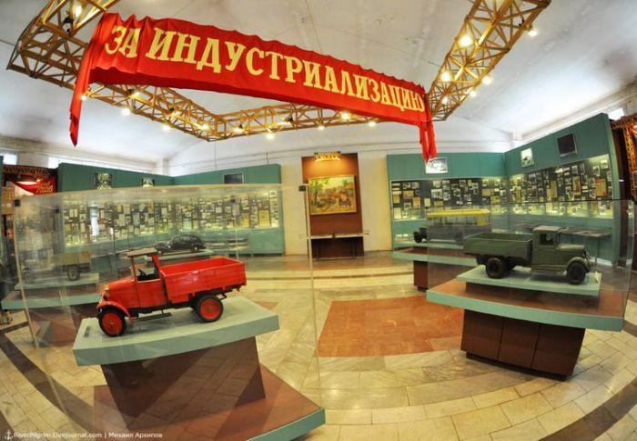 ЗИЛовский музей имени Лихачёва