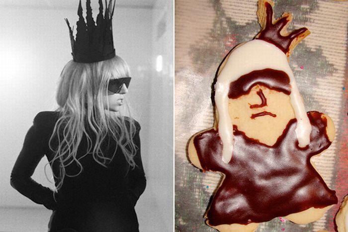 Сладкая леди Гага