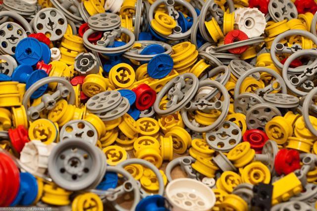 «Школа» Лего-роботов
