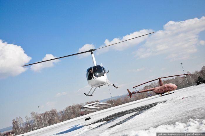 Предназначение вертолета (14 фото)