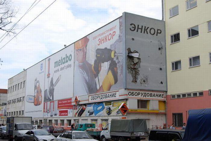 Креативная реклама (42 фото)