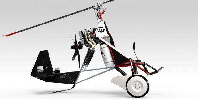 Креативный летательный аппарат