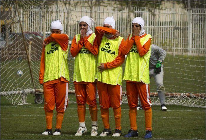 Женская сборная по футболу в Ираке
