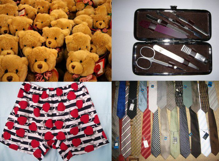 Подарки, которые не нужно дарить любимому мужчине (9 фото)