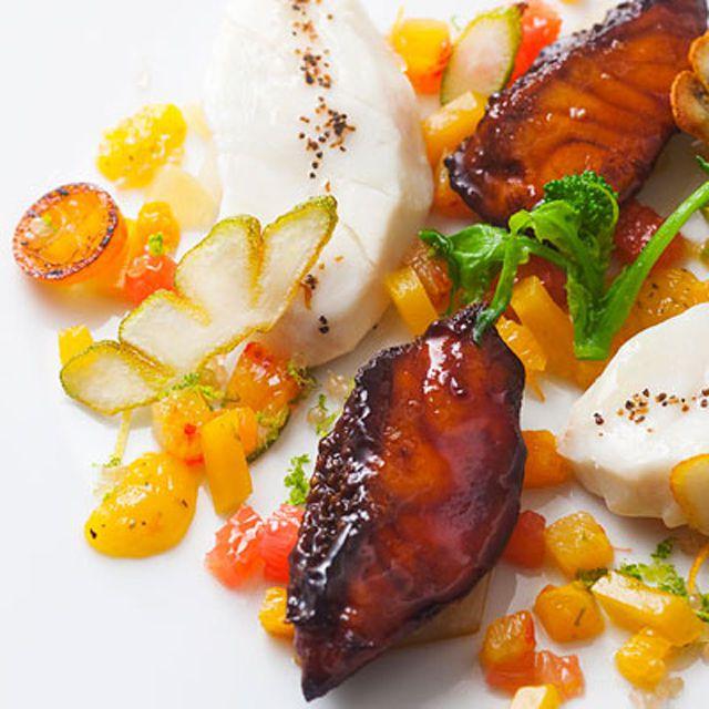 Самые красивые блюда со всего мира (20 фото)