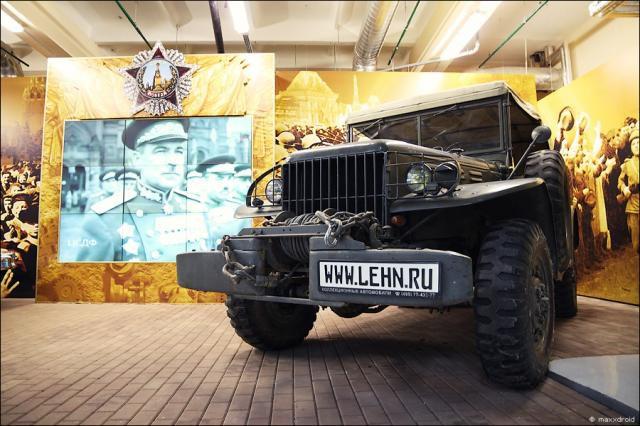 Выставка «Моторы войны. Редкие, неизвестные, знаменитые…»