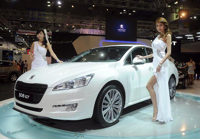 Мотор-шоу 2011 в Сеуле
