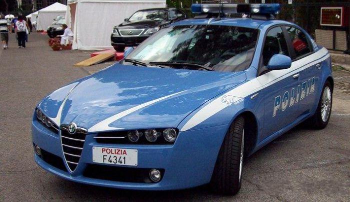 Рейтинг самых крутых полицейских машин
